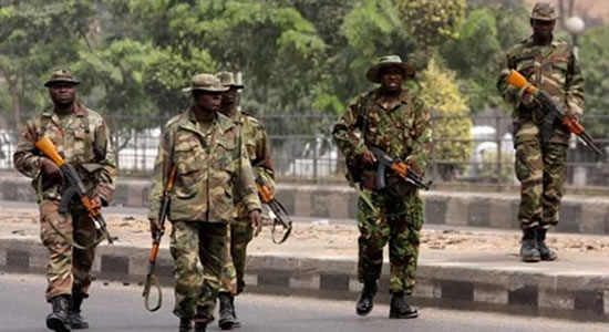 Army Rescue Five Abducted Afaka College Students