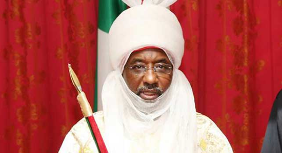 Muhammadu Sanusi II Reacts To His Dethronement, Goes Into Exile
