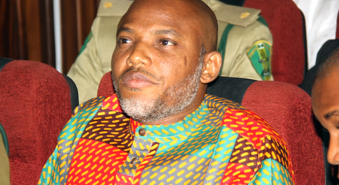 IPOB: Nnamdi Kanu Set To Face The Law, But Gives Condition