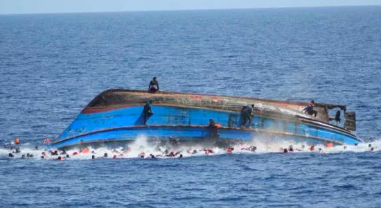 Migrants Die As Boat Capsizes In Tunisia