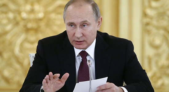 Russia To Hold Nationwide Vote On Constitutional Change
