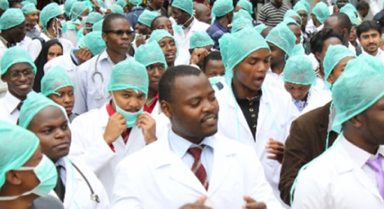 NMA Raise Concern Over Mass Exodus Of Medical Doctors