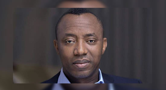 Sowore: Court Reduces Bail Condition
