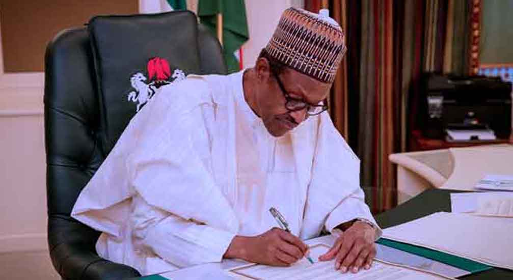 PMB Signs Anti-Monopoly Law
