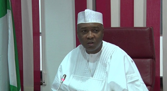 Bukola Saraki Speaks On Increasing Senators' Allowance