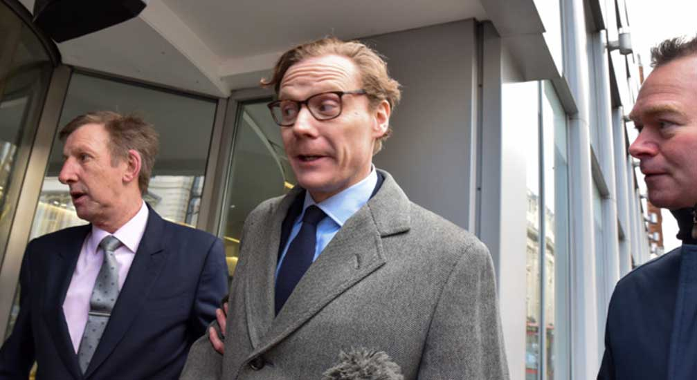 Cambridge Analytica Admits Receiving Data From Researcher In Facebook