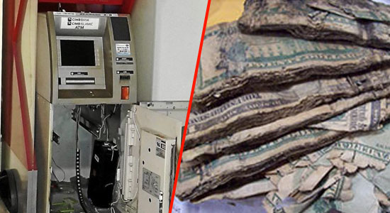 Old Notes Damages ATMs