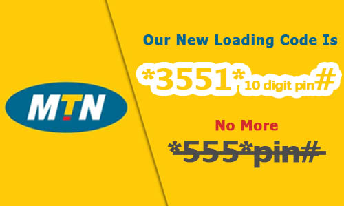 MTN Unveils New Loading Code And A New Group Digital & Fintech Officer