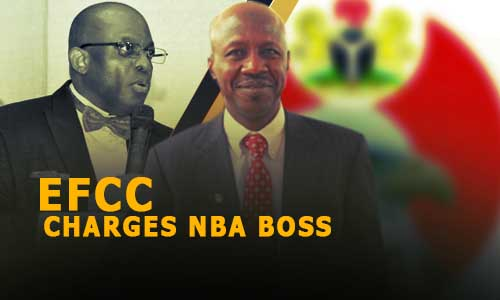 EFCC Charges NBA President To Court