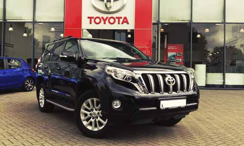 Toyota Set To Halt The Productions Of The Land Cruiser