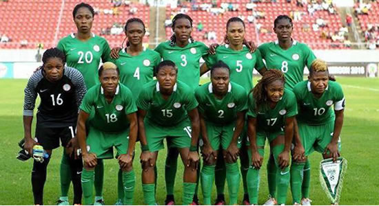 Super Falcons Triump Niger 15-0