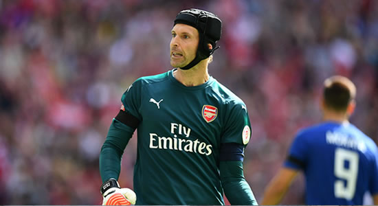 Chelsea Legend Petr Cech Switches To Ice Hockey