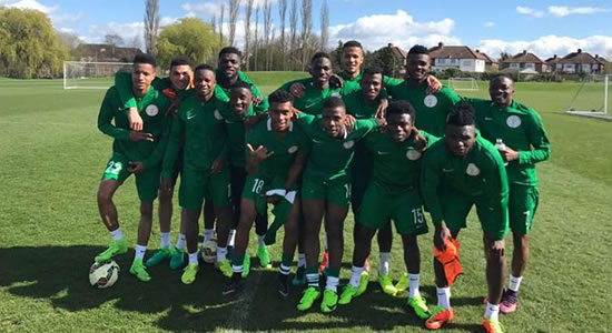 BREAKING: Super Eagles Book Their Place In The 2022 AFCON