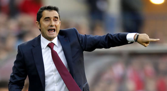 Sacked Barca Coach, Valverde Writes Fans, Player, Board