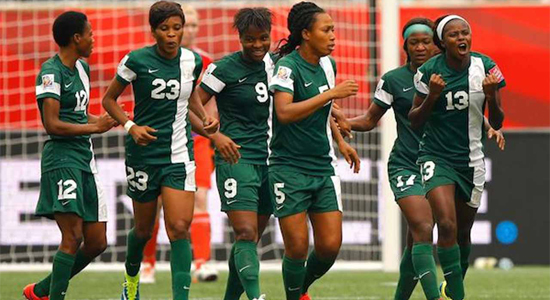 Super Falcons Ready To Take On Queen Scorpions In WACN