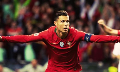 C.Ronaldo Moves Towards Immortality