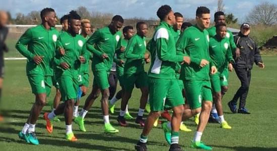 d8f53da53fc 2019 Afcon Qualifier  Super Eagles All Set for Bafana-Bafana Clash ...