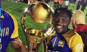 Ahmed Musa Wins Fourth Career Title