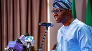 COVID-19: Lagos Oxygen Demand Of 360 Per Day To Hit 750 By February — Sanwo-Olu