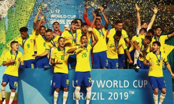 Brazil Lifts 4th U-17 World Cup