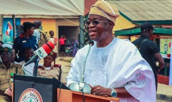 Gov Oyetola Orders Total Lockdown Of Four Local Government Areas In Osun