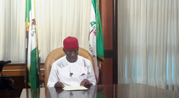 Delta State Governor Okowa Test Positive For COVID-19