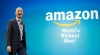 Amazon Chief Executive Jeff Bezos To Step Down, Andy Jassy To Take Over